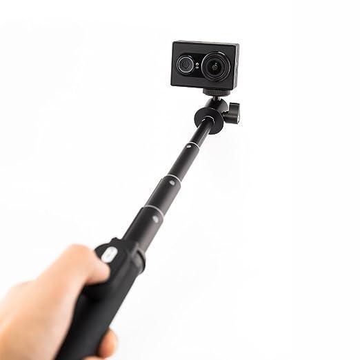 3 opinioni per YI bastone selfie telescopico & Telecomando Bluetooth per la Action Camera