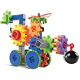 Learning Resources Gears! Gears! Gears! Machines in Motion, 116 Pieces