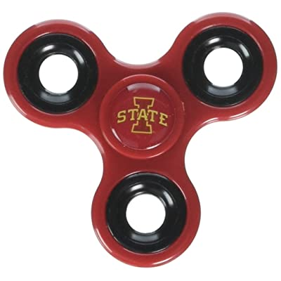 FOCO NCAA Iowa State Cyclones Three Way Diztracto Spinnerz: Toys & Games