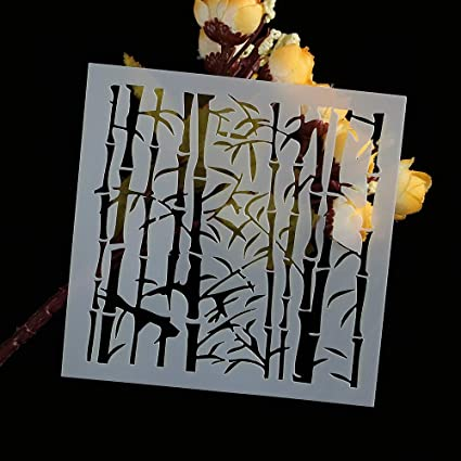 Flower layering stencils for walls painting scrapbooking stamp album decorative/>