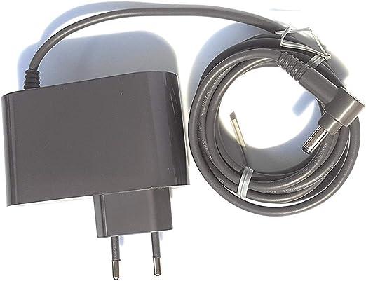 Cargador original para aspiradoras Dyson V10 Absolute, V10 Fluffly, V10 Motorhead, V10 Animal.: Amazon.es: Hogar