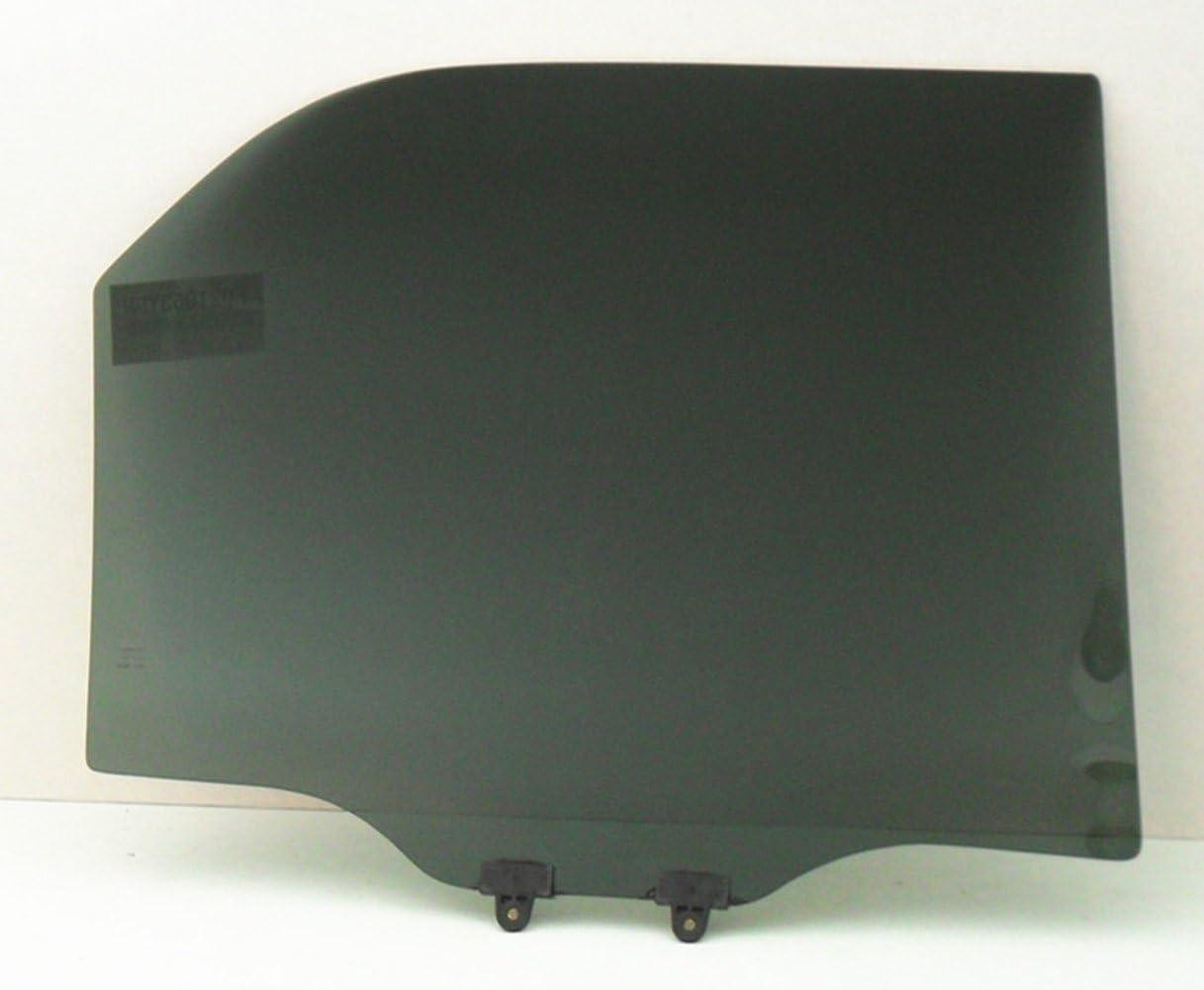 NAGD Passenger Right Side Rear Door Window Door Glass Compatible with Acura MDX 2001-2006 Models