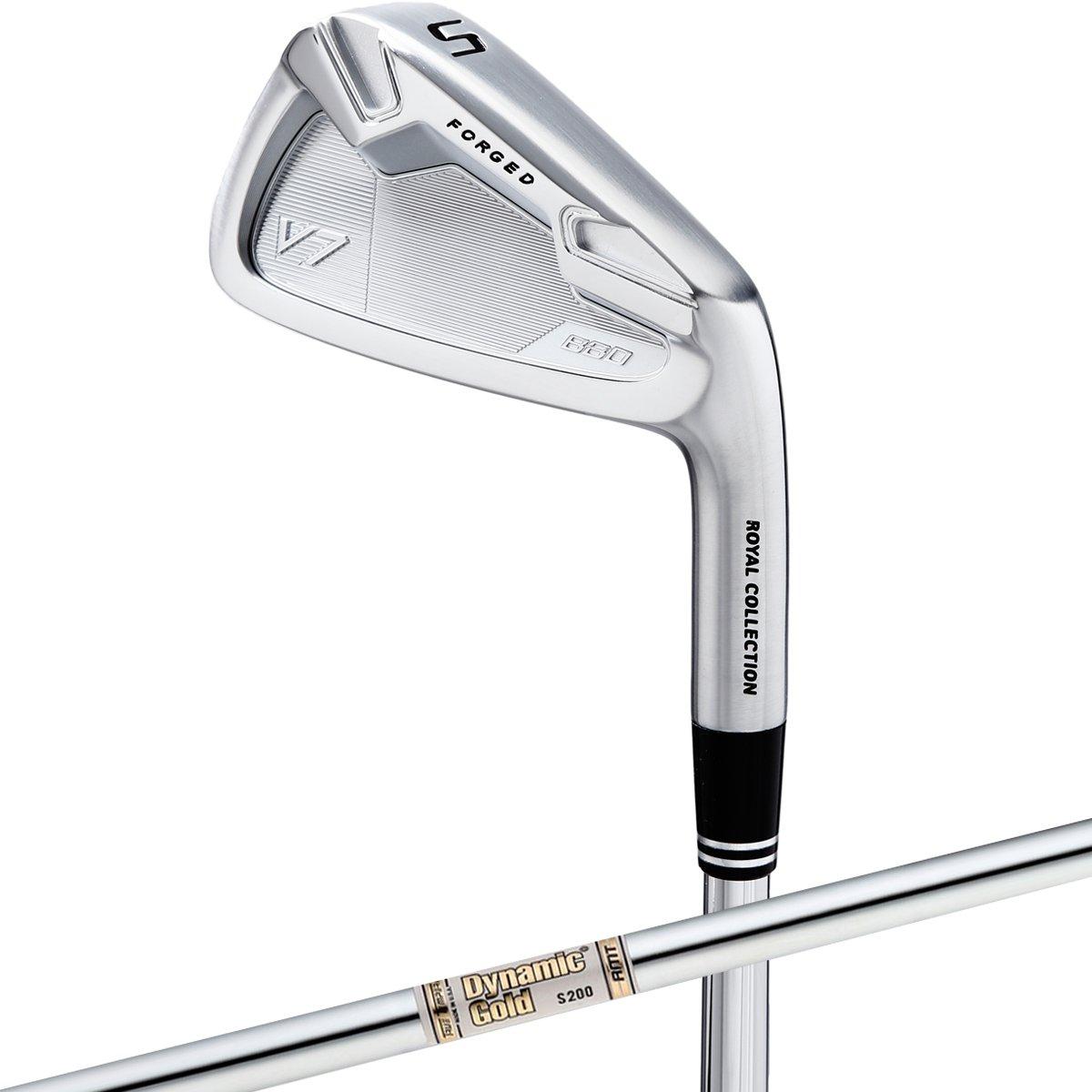 Royal Collection Golf Japón BBD V7 Juego de palos de hierro ...