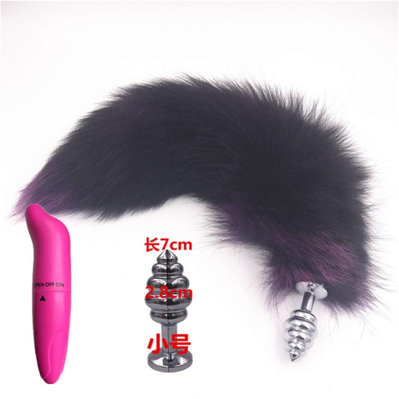 Amazon.com: 2 Pcs/Lot Vibrator and Purple and Black Larger ...