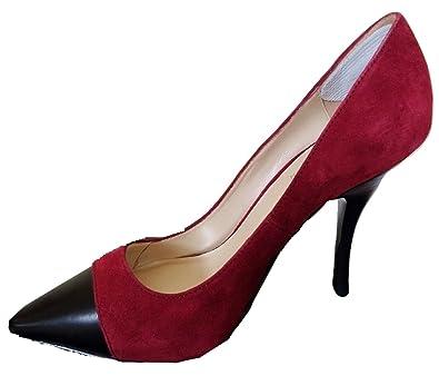 Zapatos EU Rojo Ante de Vestir Negro Multicolor Mujer Millen EU Color 39 Multicolor Karen de Talla 39 Para xz75wn