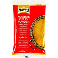 Natco Foods Curry Powder Madras 100 G Refill 100 g
