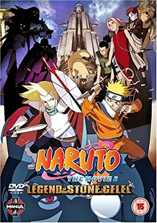 shippuden movie bonds Naruto