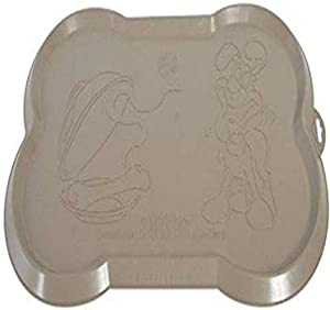 Omega Paw Pearilized Pebble Hungry Pet Bone Mat