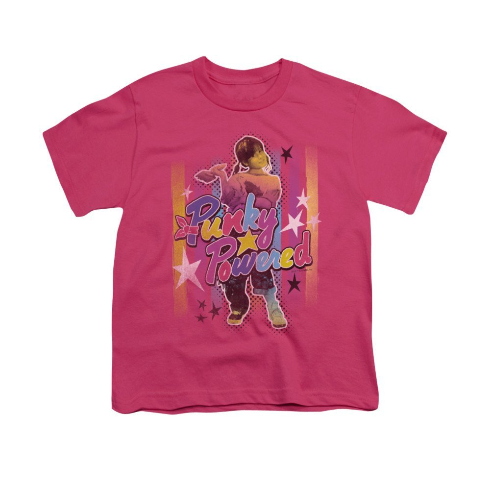 Punky Brewster Punky Powered Youth T-Shirt