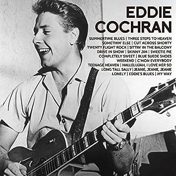 Amazon | エディ・コクラン・ベスト | エディ・コクラン | ロック | 音楽