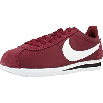 big sale 75ee3 48000 Nike Classic Cortez Nylon Rouge 44