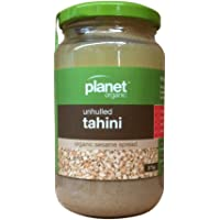 Planet Organic Unhulled Tahini 375 g
