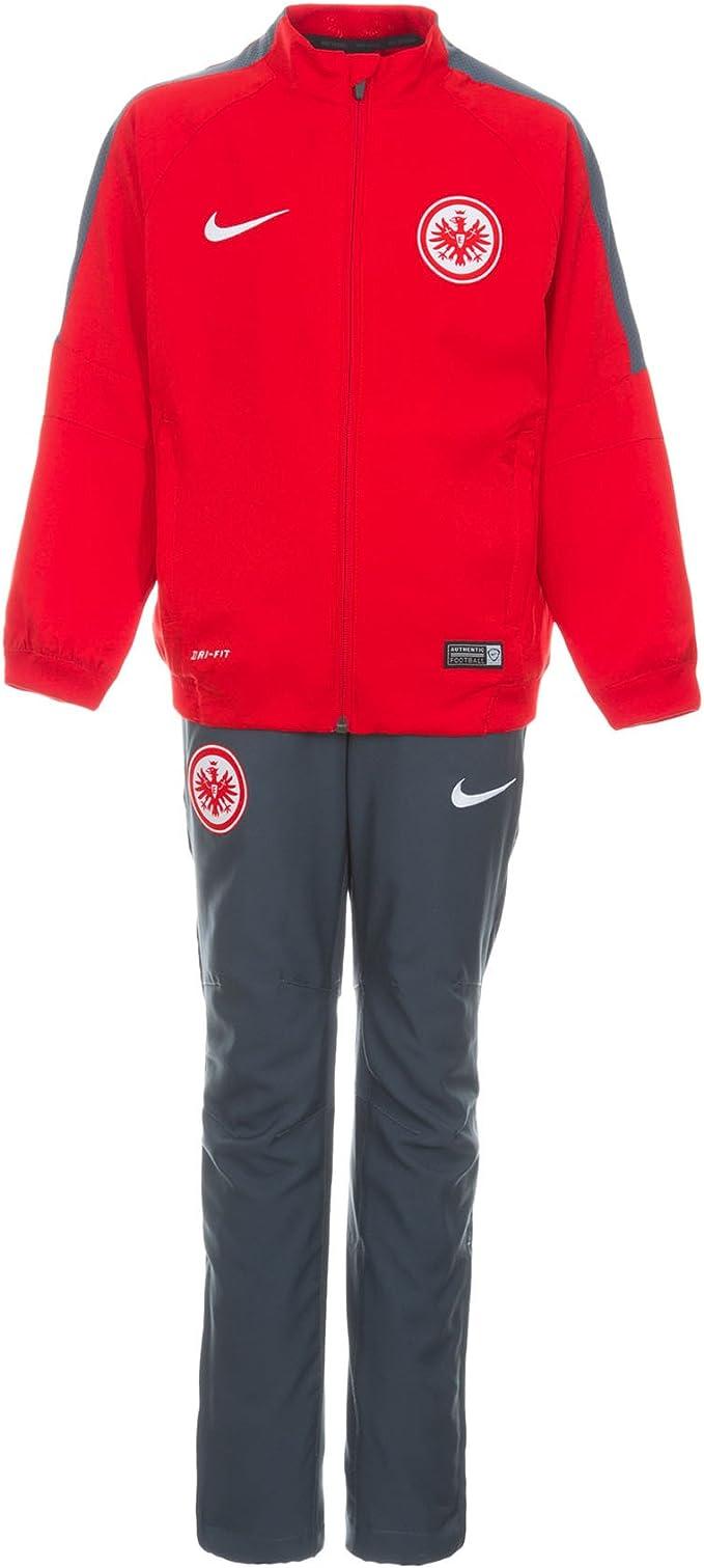 Nike Squad Sideline Eintracht Frankfurt – Chándal Camiseta de ...