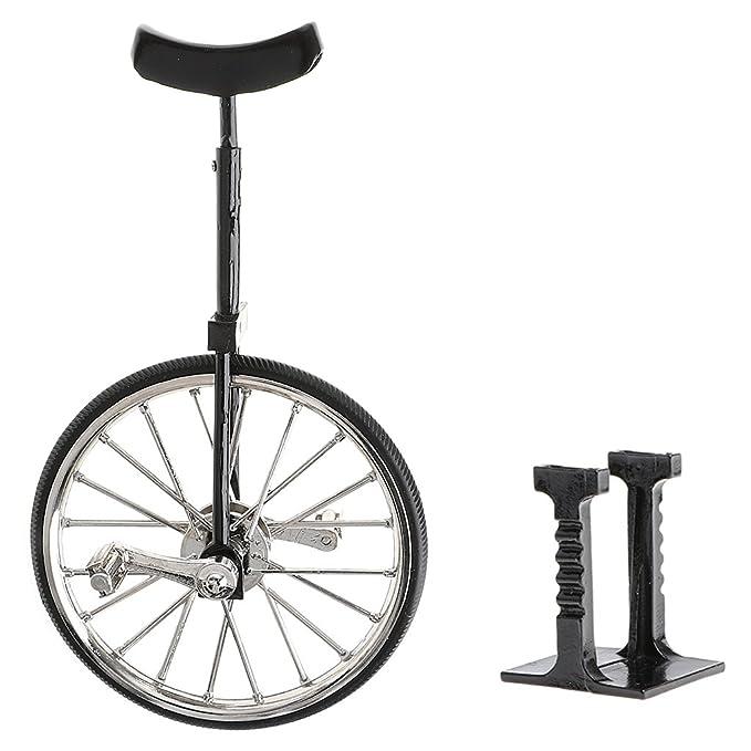 1:10 Escala Modelo de Monociclo Patinete de Acrobacias de ...