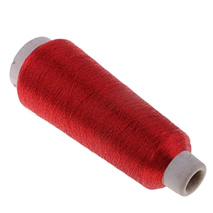 DIY Rod Building Wrapping Whipping Thread Guide Ring Fix Line 1640yds Silver