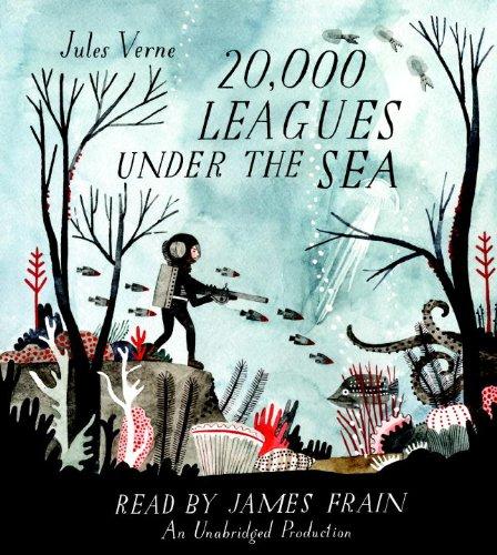 Amazon 20 000 Leagues Under The Sea Jules Verne James Frain