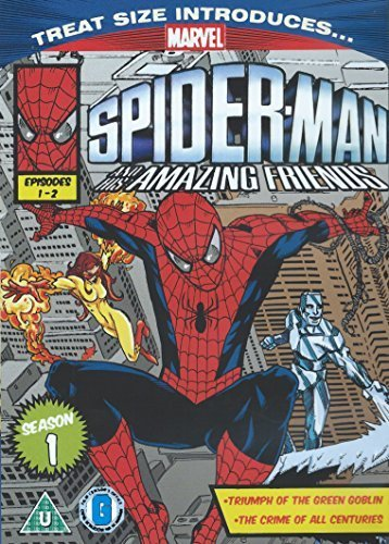 Spiderman and his amazing Friends Season 1 Episodes 1 and 2 Marvel Spider-man