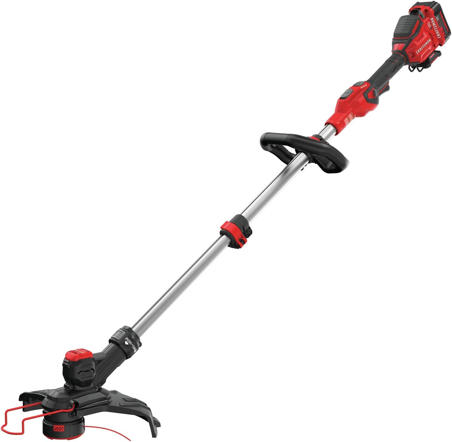 CRAFTSMAN V20 String Trimmer / Edger (CMCST910M1)
