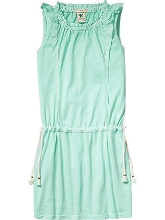 8374dcc23 Scotch   Soda R  belle robe pour fille Garment Dye en jersey Dress WT Woven