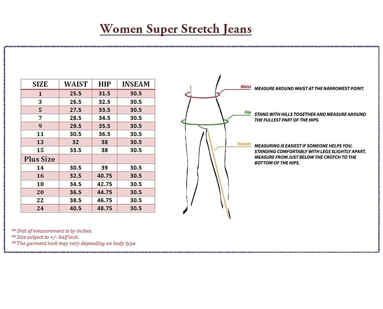 Hybrid company womens super stretch comfy denim skinny jeans at hybrid company womens super stretch comfy denim skinny jeans at amazon womens jeans store nvjuhfo Gallery