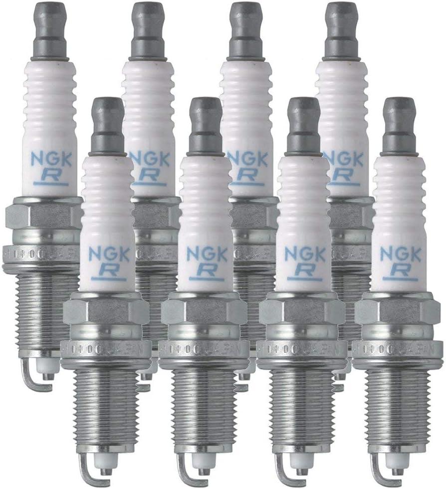 ZFR5F-11 V-Power Spark Plug Pack of 1 NGK 2262