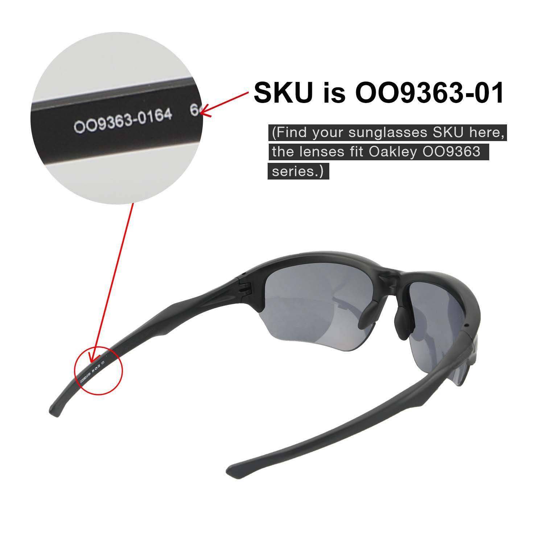 a5e13187a6eea Amazon.com  Walleva Replacement Lenses for Oakley Flak Beta Sunglasses -  Multiple Options Available (24K Gold - Polarized)  Clothing