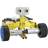Tenergy Odev Tomo 2-in-1 Transformable Programmable Robot - STEM Education - Learn Coding, Robotics and Electronics & App Control