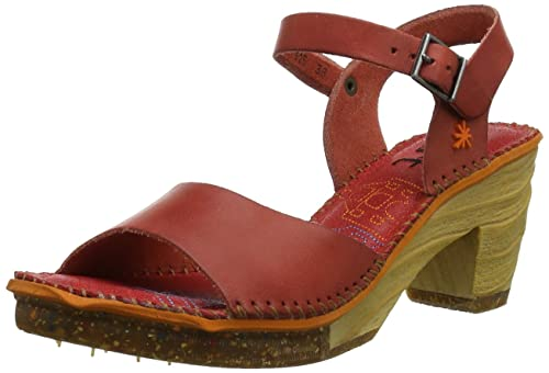 0325 Mojave Amsterdam, Womens Sandals with ankle strap Art