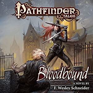Pathfinder Tales: Bloodbound Audiobook