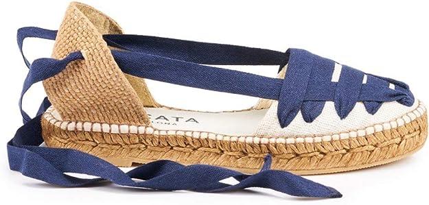 Viscata Sandalias hechas a mano en España, Candell, Tobillo suave ...