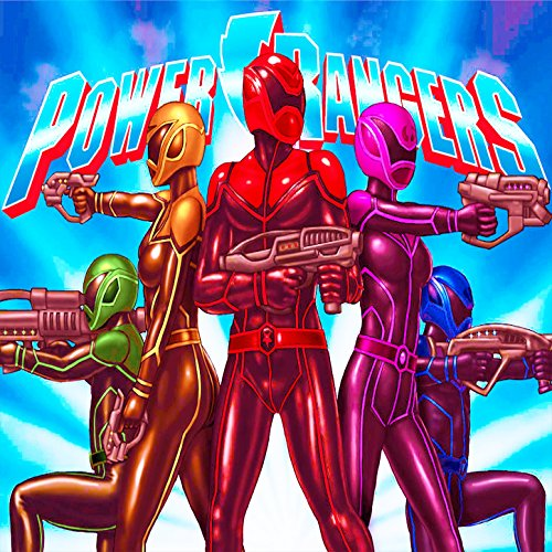 ... Go, Go Power Rangers (Theme)