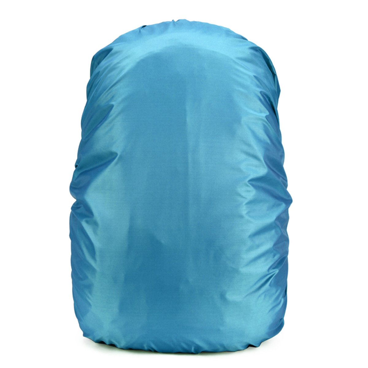 CUCKOO Nylon Waterproof Backpack Rain Cover Rucksack Water Resist Cover Lightweight Pack Cover for Hiking Camping Traveling Outdoor Activities(35L 45L 55-60L 70L 80L)
