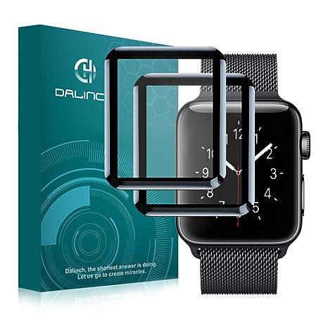 Pellicola Vetro Temperato Apple Watch 42mm Serie 1/Serie 2/Serie 3 ...
