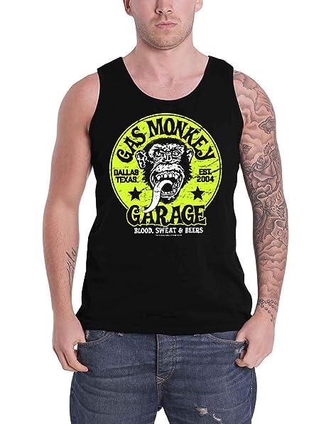 Officially Licensed Merchandise Gas Monkey Garage - Green Logo ...