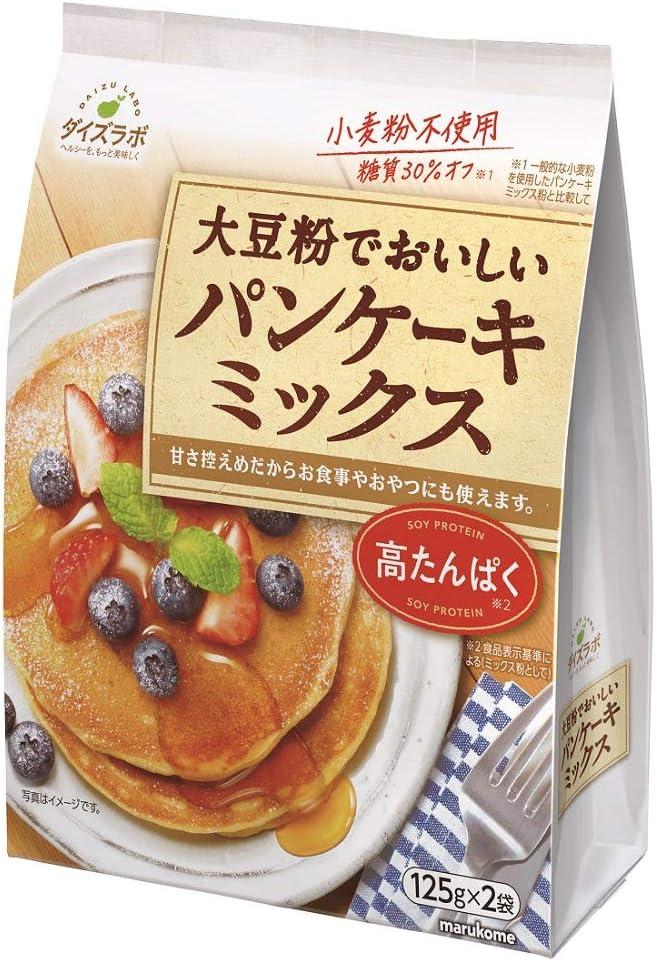 粉 ケーキ 大豆 パン