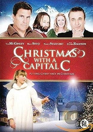 Christmas With A Capital C.Christmas With A Capital C 2011 Dvd Amazon Co Uk Dvd
