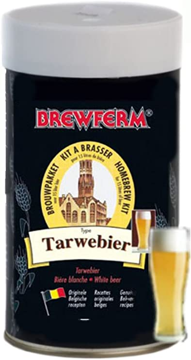 Kit Cerveza Trigo Belga: Amazon.es: Hogar