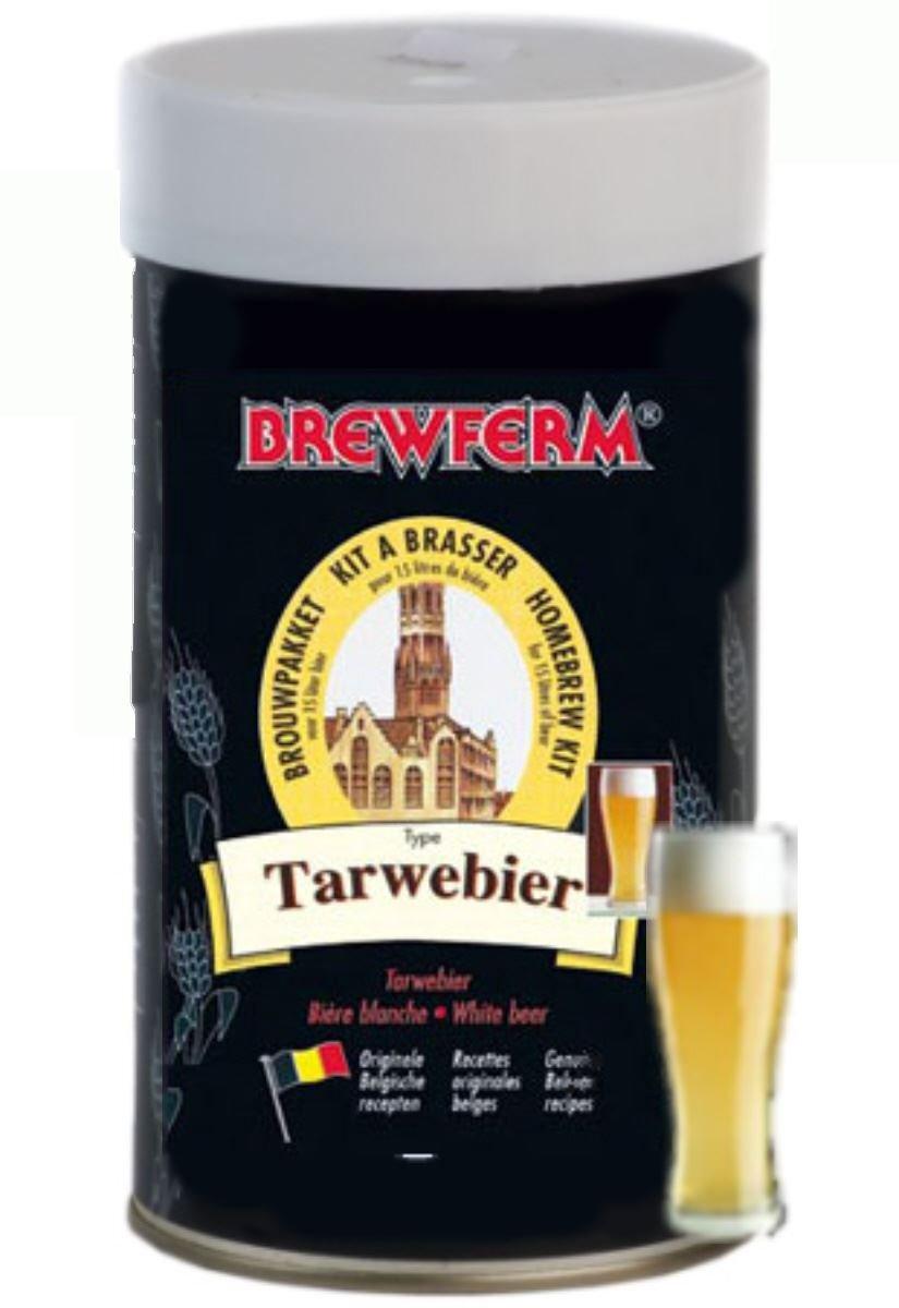 Brewferm 1, 5kg Weizenbier Bierkit aus original Belgischen Rezepten JA066