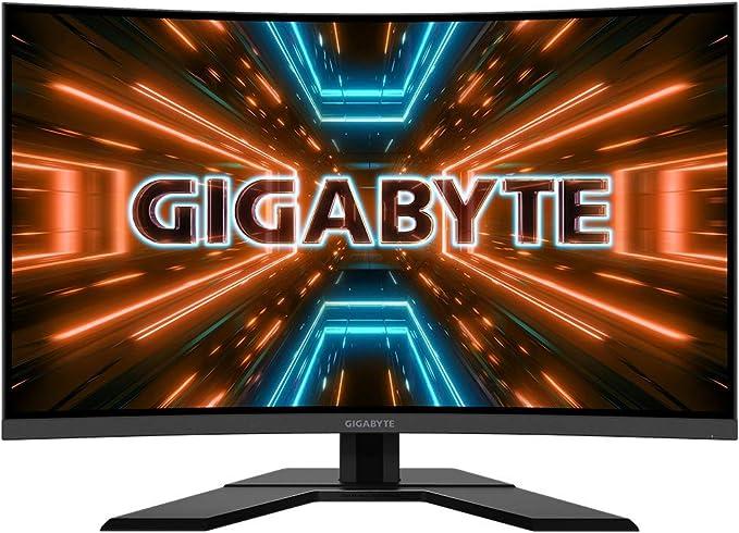 32 Zoll Gigabyte 144Hz Gaming-Monitore mit 1ms