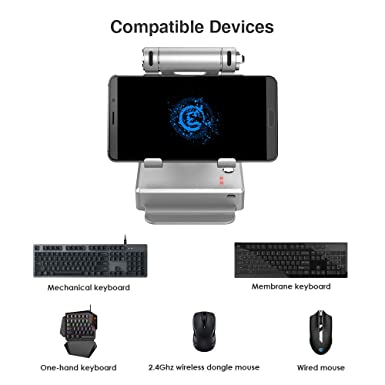 Amazon.com: GameSir X1 BattleDock Mouse and Keyboard Converter Mobile FPS Game Controller for Android Smartphone Tablet: Cell Phones & Accessories