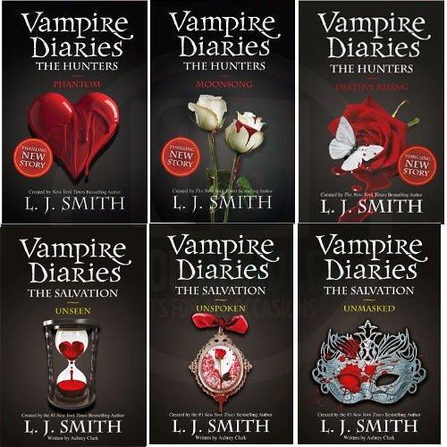 Book vampire pdf diaries series