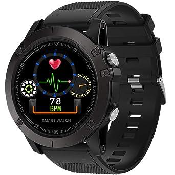 Smart Watch Heart Rate Monitor Sport Pedometer Calorie Counter IP68 Waterproof Call Reminder Fitness Tracker Wristwatch Men Women