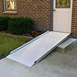 Silver Spring Aluminum Wheelchair Access Ramp - 6' L