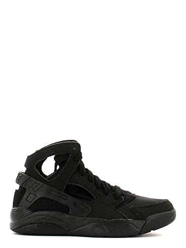 the latest 97561 6d47e Nike Flight Huarache (GS), Espadrilles de Basket-Ball garçon - Noir -