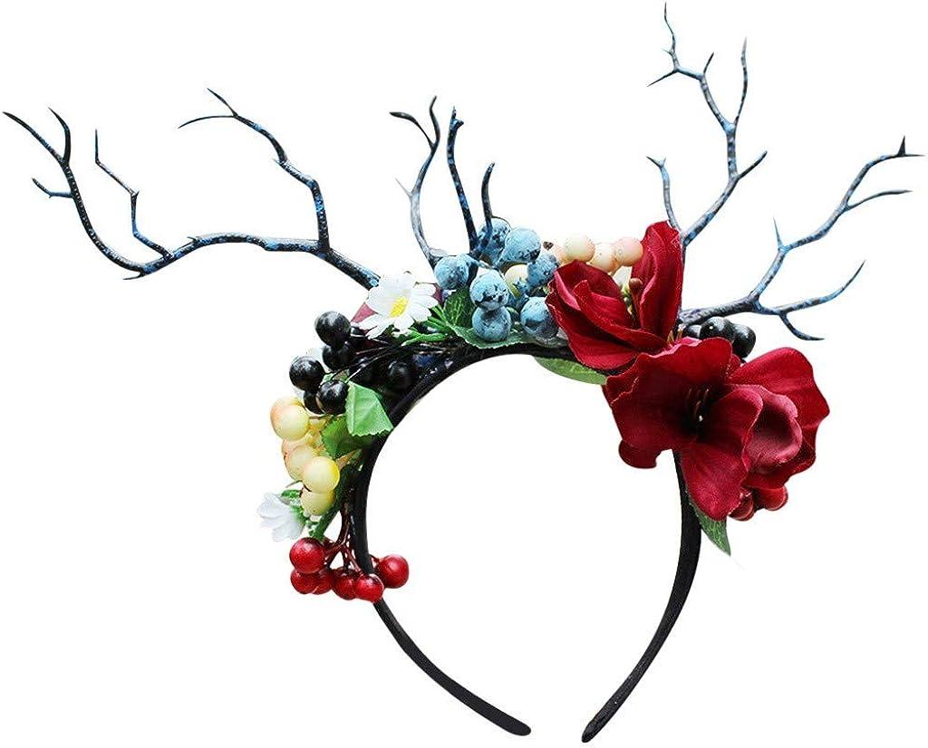 Aihihe Flower Wreath...