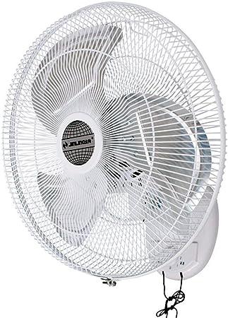 Pequeño ventilador eléctrico silencioso con 5 aspas