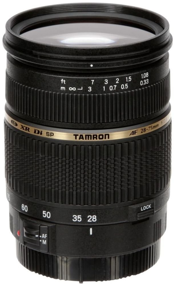 Tamron AE SP AF  mm F  Objetivo para Canon distancia