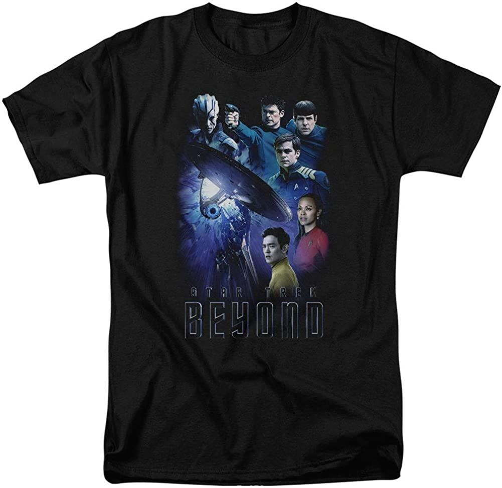 Star Trek Beyond Movie JAYLAH Licensed Adult T-Shirt All Sizes