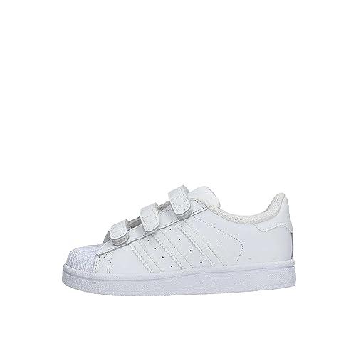 Adidas Superstar CF I, Zapatillas de Deporte Unisex niños: Amazon.es: Zapatos y complementos
