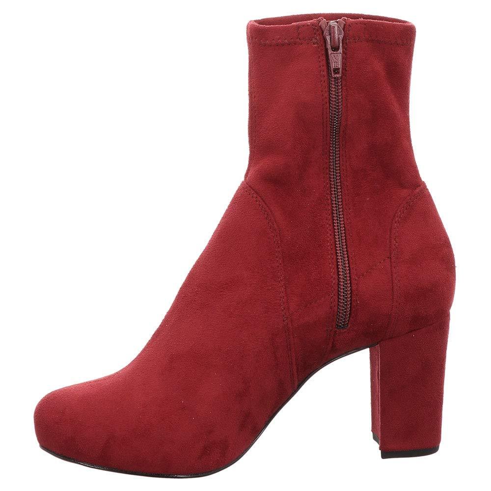 Unisa   Nafre     Stiefelette - Rot   Garnet 2d58ba
